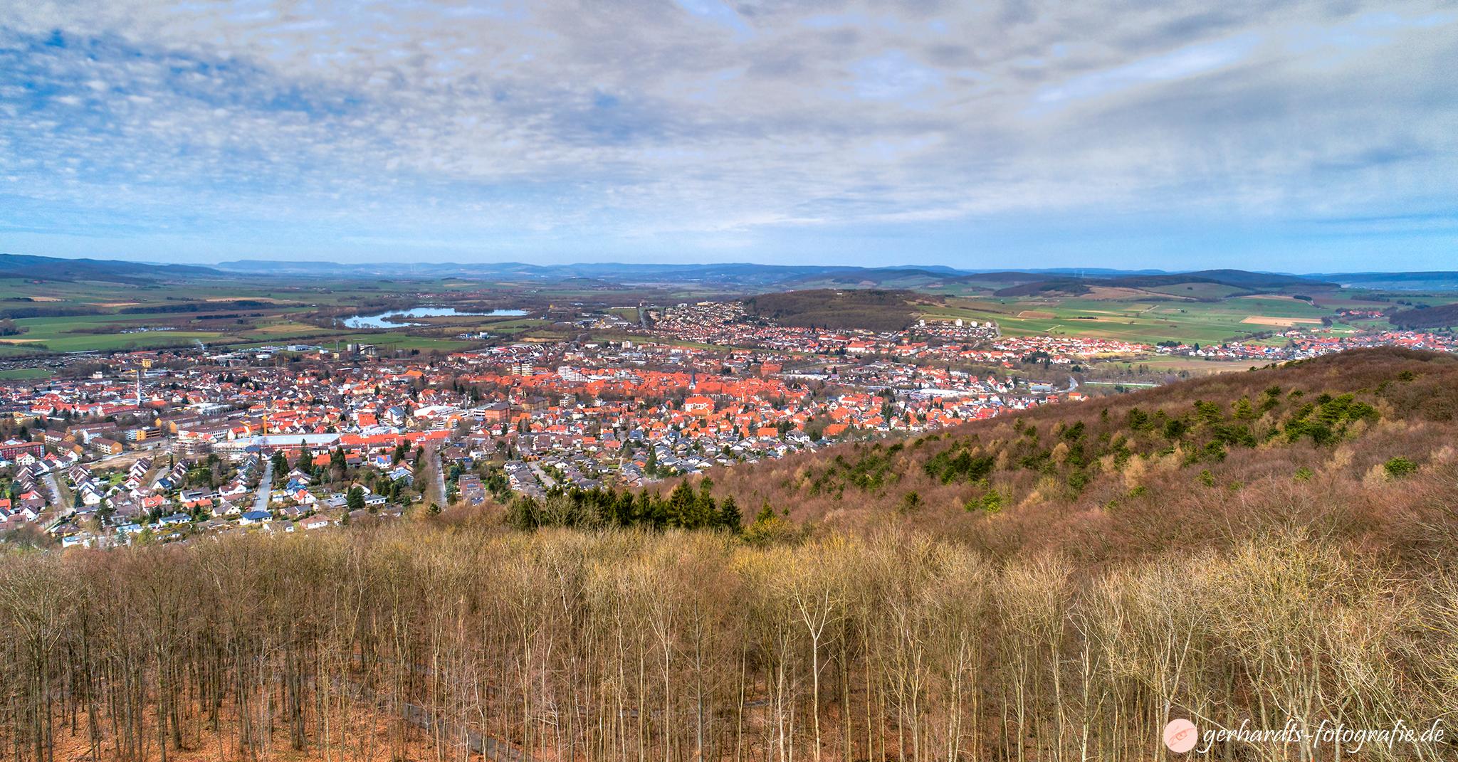 Luftbild Northeim | Luftbildaufnahmen Göttingen Südniedersachsen