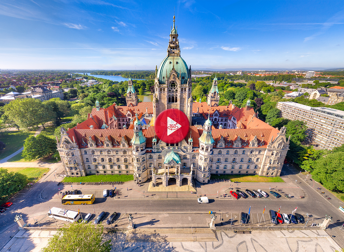 360 Grad Panorama Foto Tour Hannover