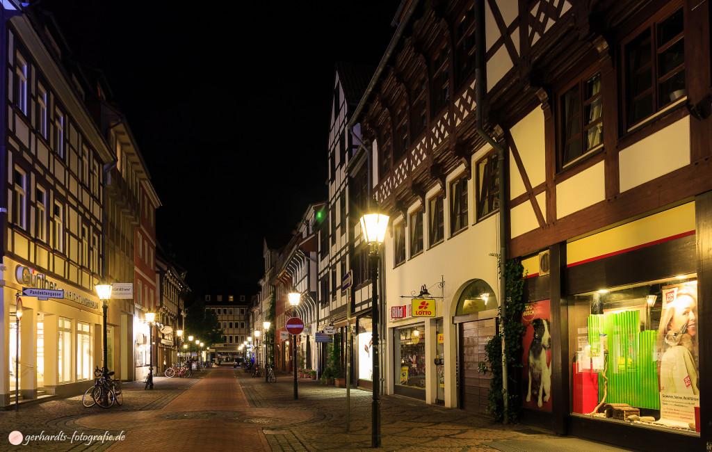 Fotogenes Göttingen | Johanisstraße Göttingen