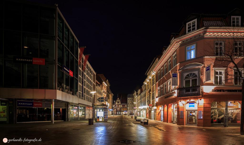 Fotogenes Göttingen | Kornmarkt Göttingen