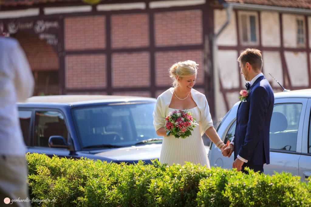 Hochzeitsfotograf Göttingen | Trauung| Hochzeitsfotografie