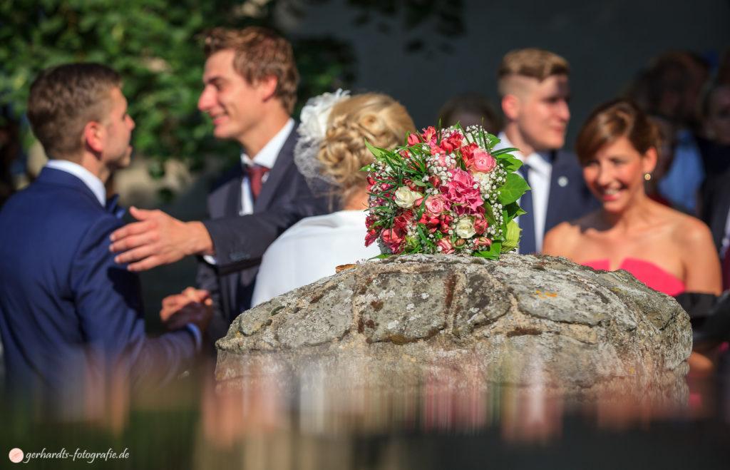 Hochzeitsfotograf Göttingen | Sektempfang | Hochzeitsfotografie