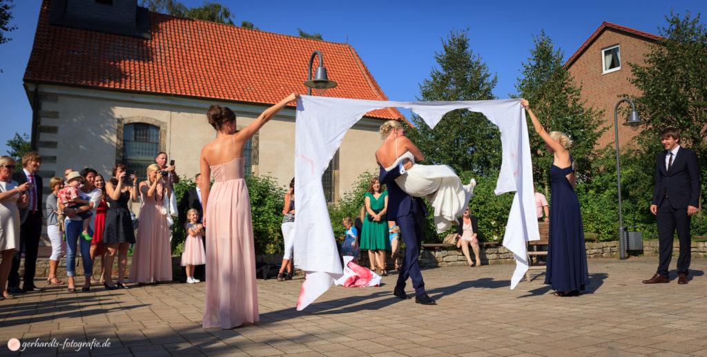 Hochzeitsfotograf Göttingen | Hochzeitsspiele | Hochzeitsfotografie