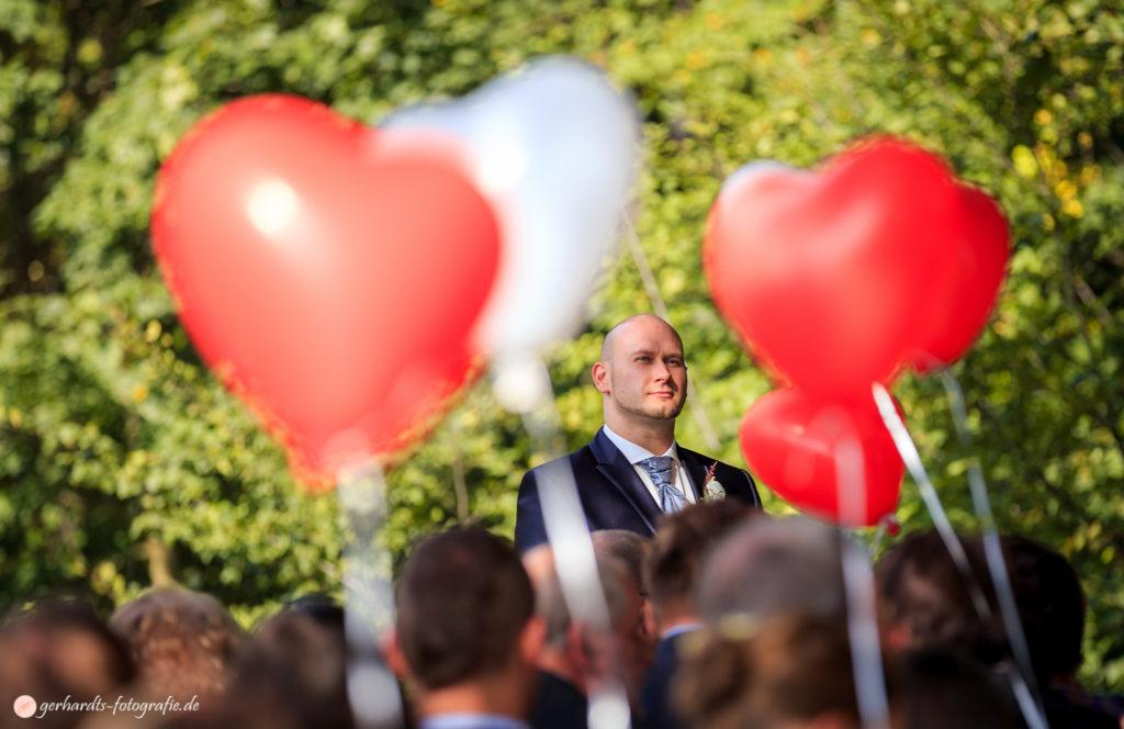 Hochzeitsfotograf Göttingen | Trauung | Hochzeitsfotografie