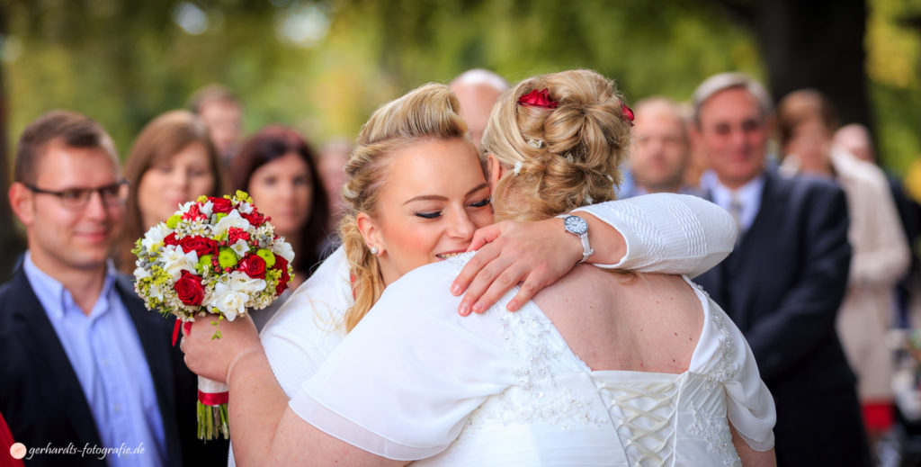 Hochzeitsfotograf Göttingen | Empfang Hochzeit | Hochzeitsfotografie