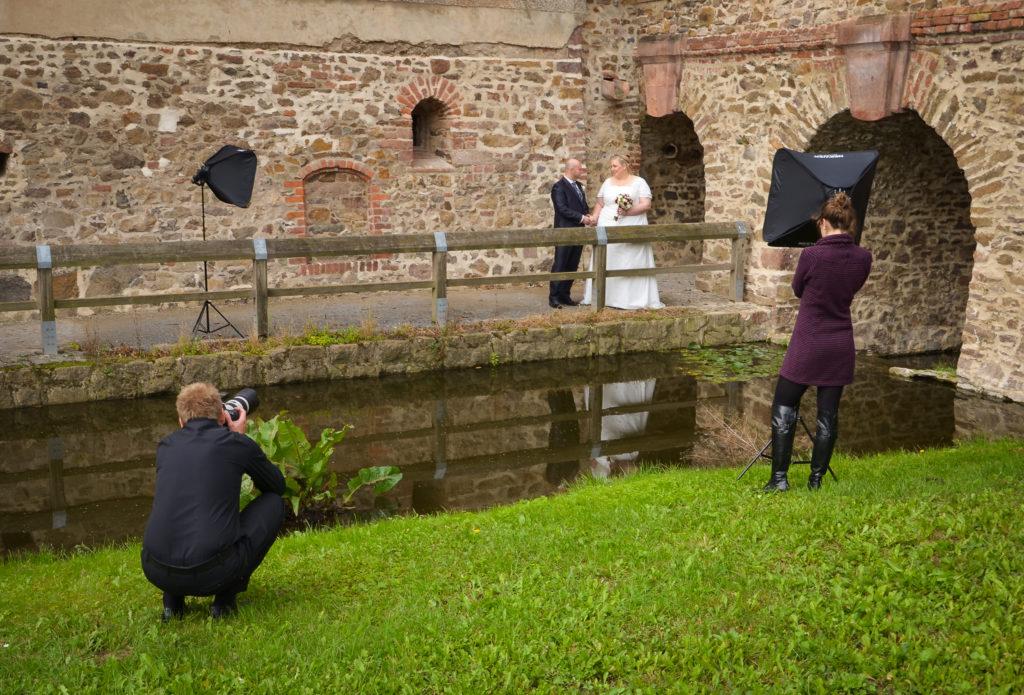 Hochzeitsfotograf Göttingen | Behind the Scenes | Hochzeitsfotografie