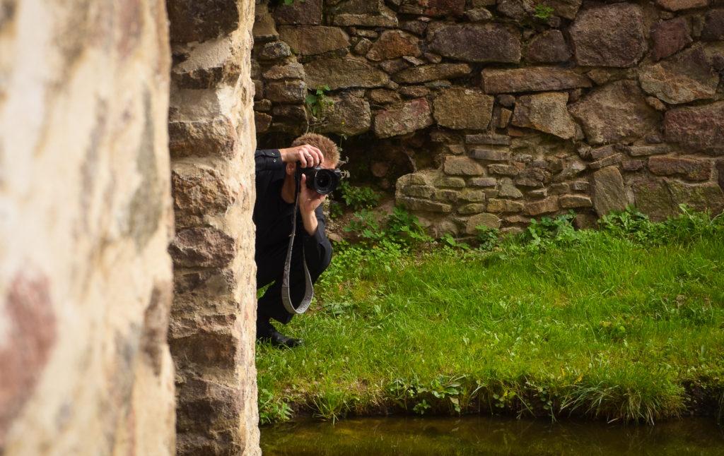 Hochzeitsfotograf Göttingen | Behind the Scenes 2 | Hochzeitsfotografie