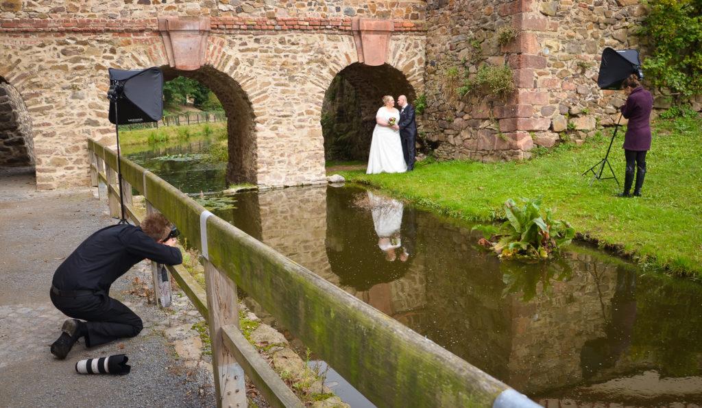 Hochzeitsfotograf Göttingen | Behind the Scenes 3 | Hochzeitsfotografie