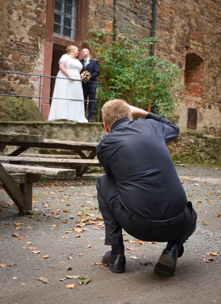 Hochzeitsfotograf Göttingen | Behind the Scenes 6 | Hochzeitsfotografie