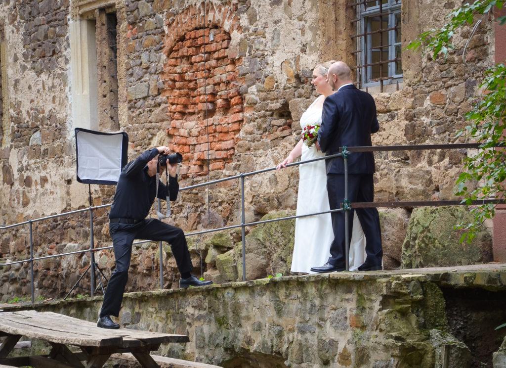 Hochzeitsfotograf Göttingen | Behind the Scenes 7 | Hochzeitsfotografie