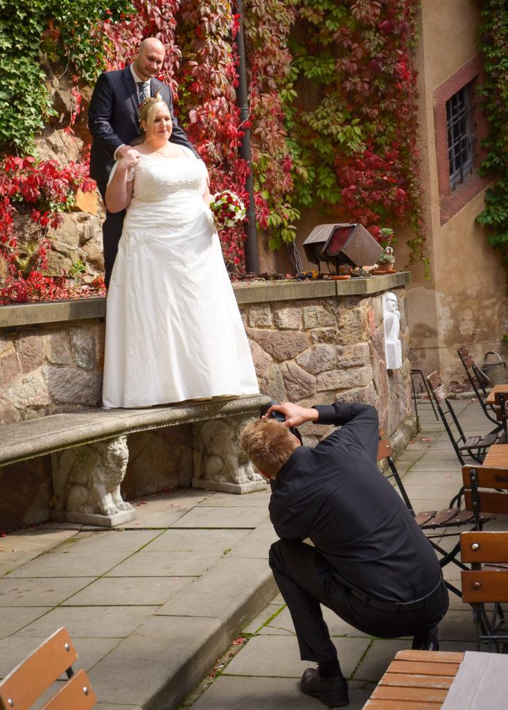 Hochzeitsfotograf Göttingen | Behind the Scenes 8 | Hochzeitsfotografie