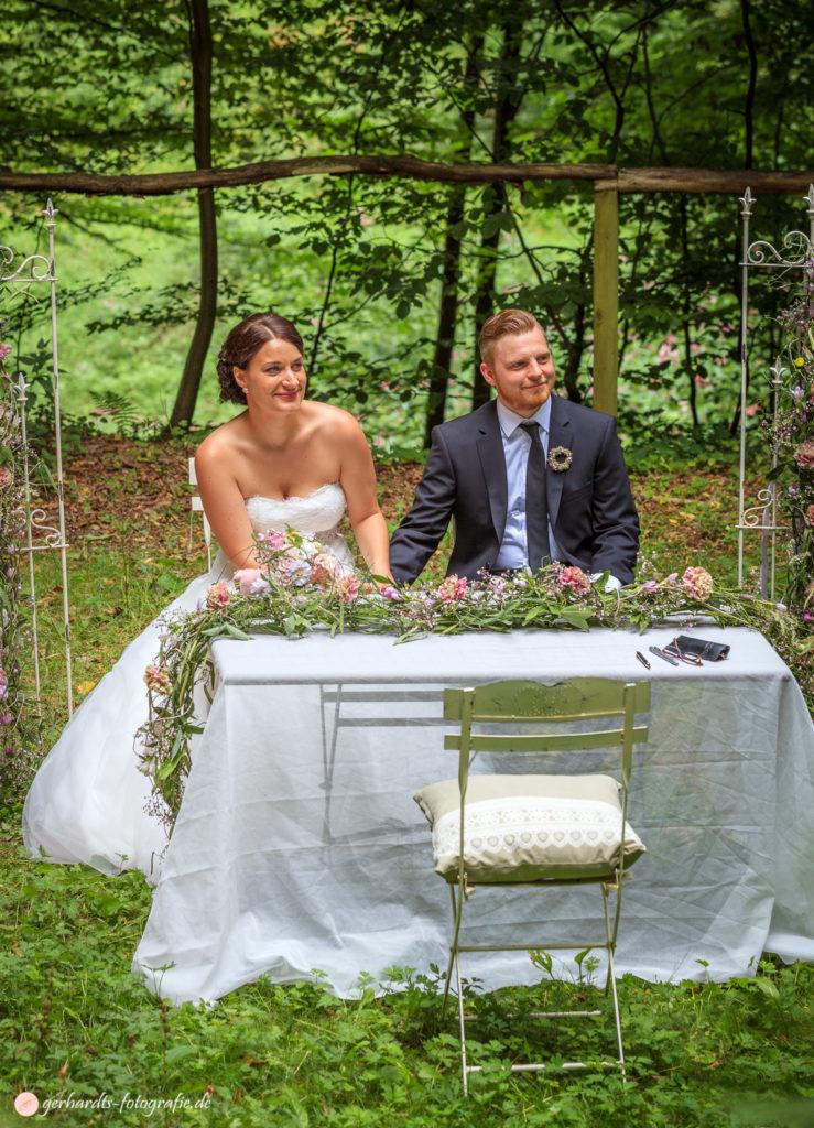 Danksagung Hochzeit |Trauung | Hochzeitsfotografie