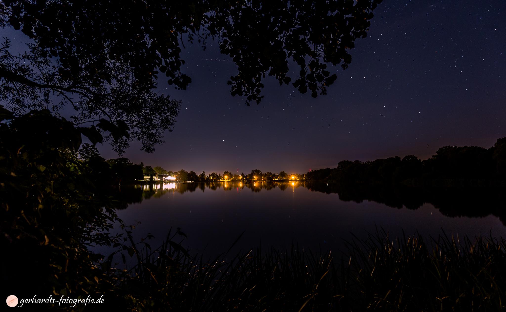Kiessee Göttingen Abend 16