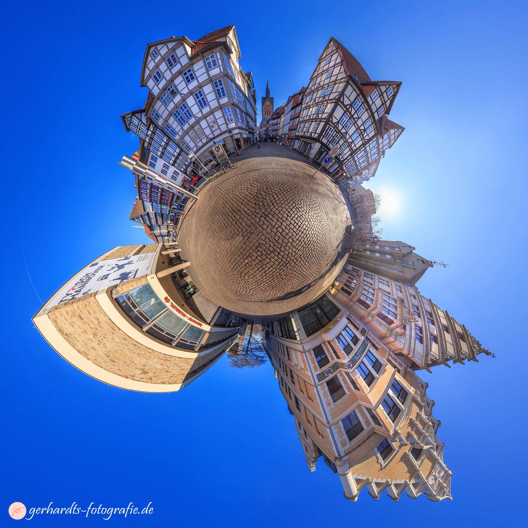 360 Grad Foto Holzmarkt Hannover | Fotograf Hannover