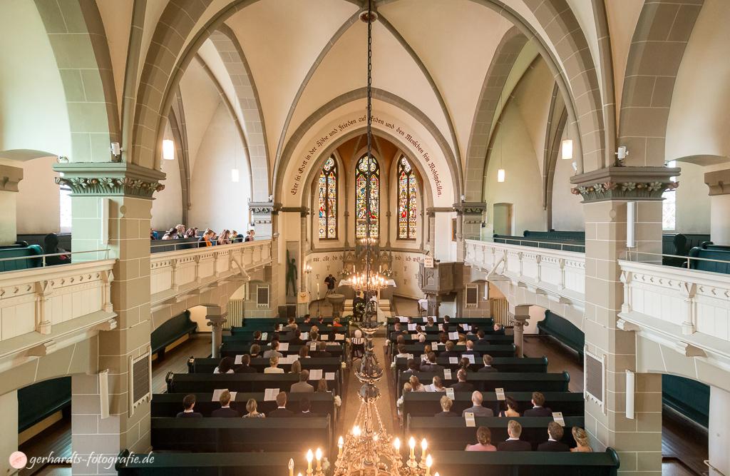 Trauung in der Christus-Kirche zu Nörten-Hardenberg