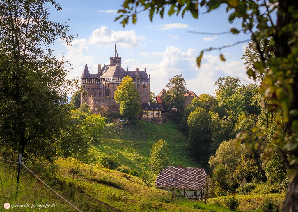 Hochzeit Schloss Berlepsch Hochzeitsfotograf