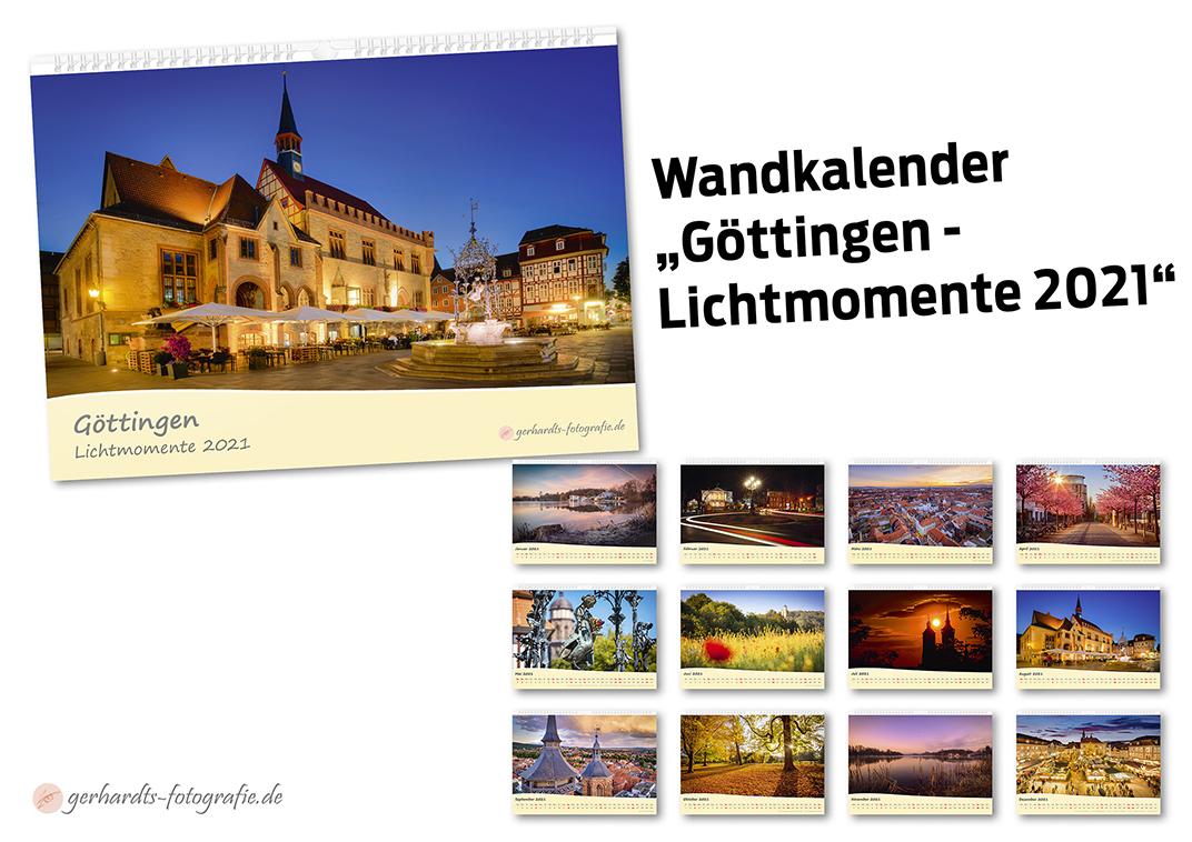 Kalender Göttingen 2021