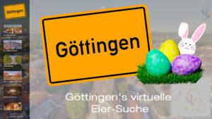 Göttingen Oster eiersuche Aktivität